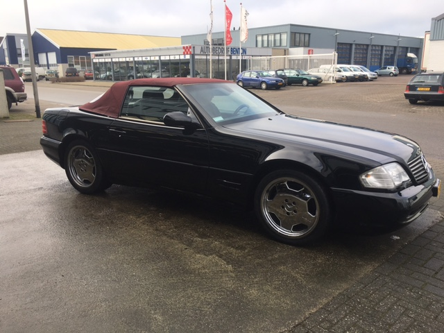 Mercedes benz sl 600 bouwjaar 1999 for Mercedes benz 950